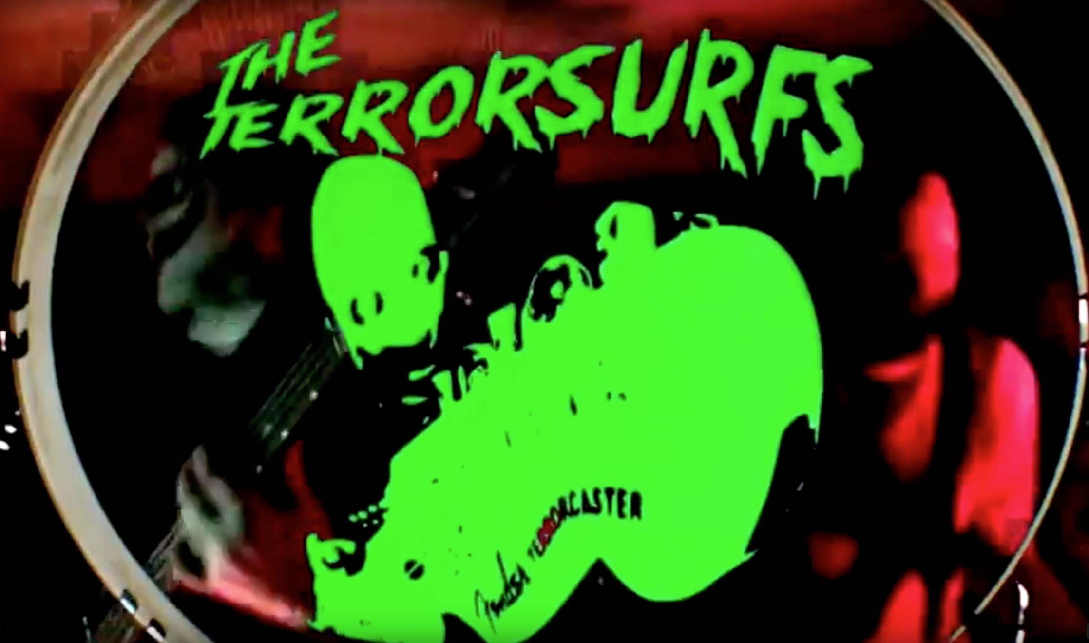 THE-TERRORSURFS Home | Sharawaji Records - sharawaji.com -  Sharawaji Records | Sharawaji.com