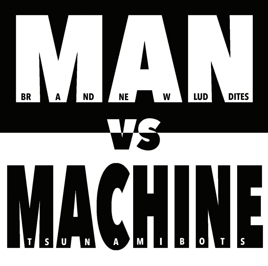 man_vs_machine_cover Home | Sharawaji Records - sharawaji.com -  Sharawaji Records | Sharawaji.com